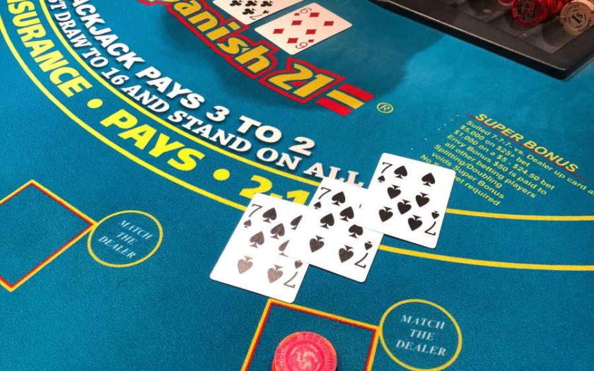 Winning Guide for Spanish 21 Blackjack