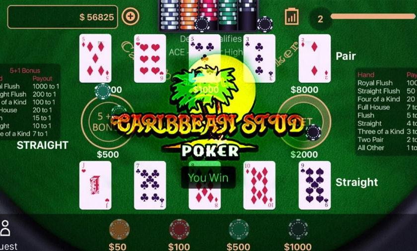 Caribbean Stud Poker Guide