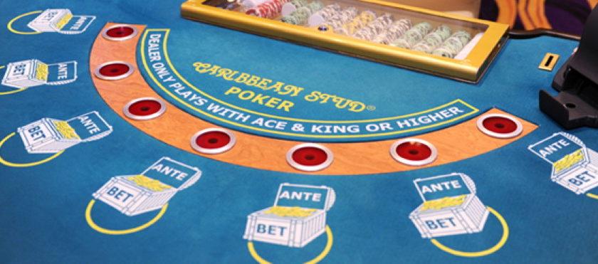 Caribbean Stud Poker Rules