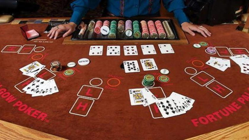 Chinese Pai Gow Poker